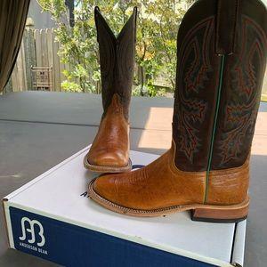 Anderson bean tobacco yeti antelope cowboy boots
